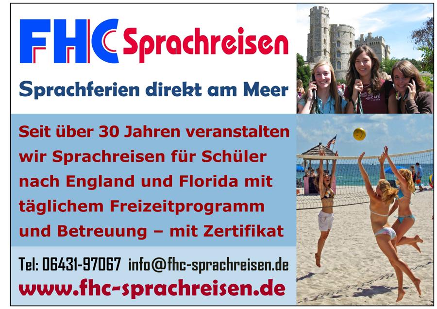 FHC Sprachreisen Limburg