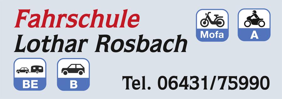 Lothar Rosbach Fahrschule Runkel Dehrn