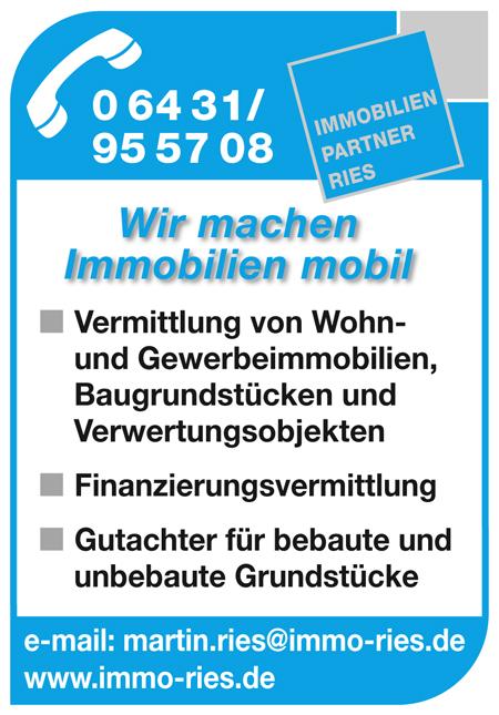 Immobilien Ries Limburg Dietkirchen