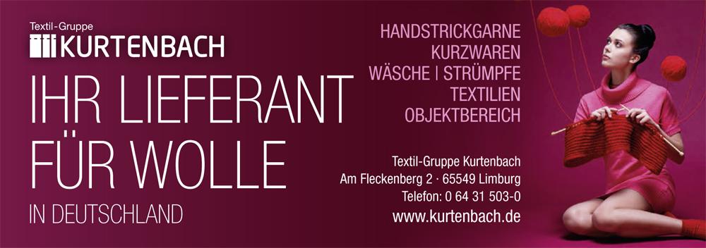 Kurtenbach Kurzwaren Handstrickgarne Wäsche Strümpfe Textilien Wolle Limburg