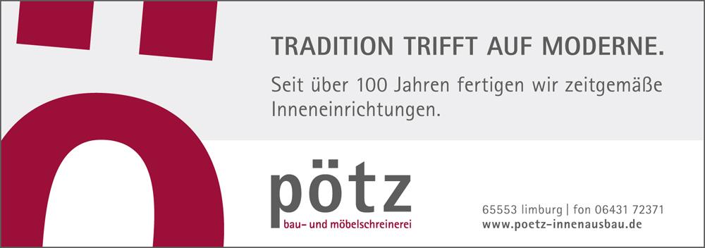 Pötz Möbelschreiner Bauschreiner Limburg Dietkirchen