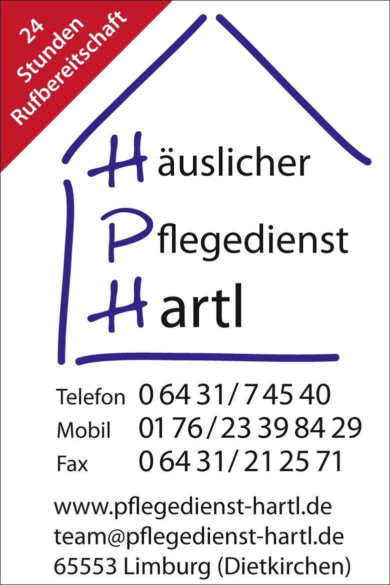 Pflegedienst Hartl Limburg Dietkirchen
