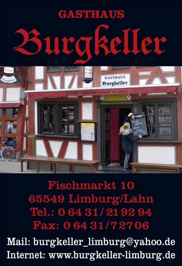 Gasthaus Burgkeller Limburg
