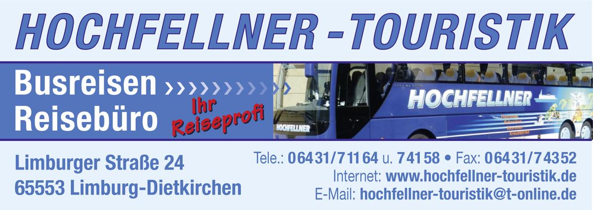 Hochfellner Touristik Busreisen Reisebüro Limburg Dietkirchen